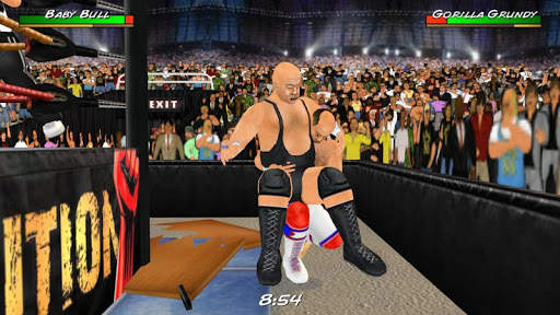 Wrestling Revolution 3D screenshot 17