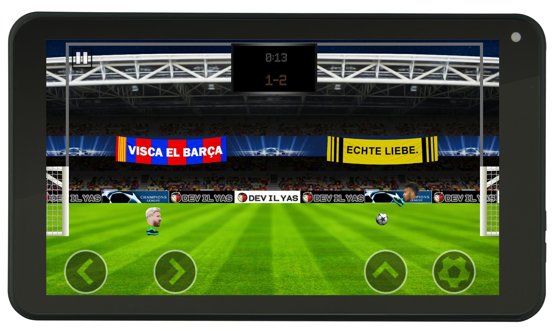 Head FootBall: Champions League 2018 6 تصوير الشاشة