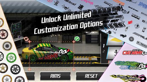 Drag Racing 1 تصوير الشاشة