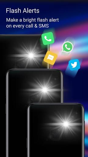 Flash Alert : Flash on Call and SMS alerts screenshot 1
