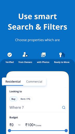 99acres Real Estate & Property 2 تصوير الشاشة