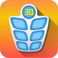 Six Pack Abs dalam 30 Hari - Latihan Perut Terbaik on 9Apps