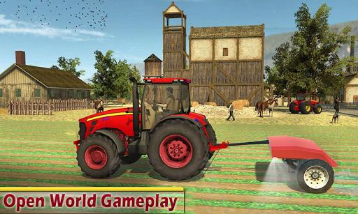 Tractor Farming 2020: ألعاب الزراعة المجانية 2020 6 تصوير الشاشة
