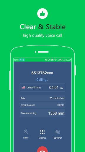 Free Calls - International Phone Calling App screenshot 2