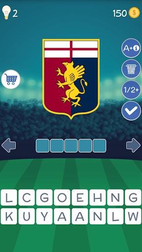 Soccer Clubs Logo Quiz 6 تصوير الشاشة