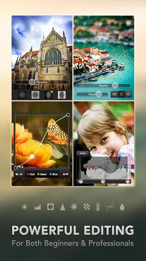 PicsPlay - Photo Editor 3 تصوير الشاشة