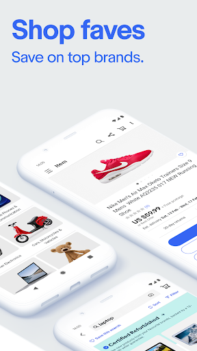 eBay: Buy, sell, and save on brands you love screenshot 2