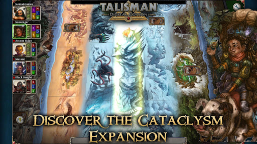 Talisman screenshot 5