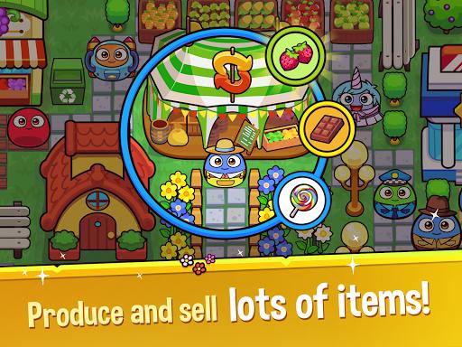 My Boo Town - Cute Monster City Builder screenshot 11