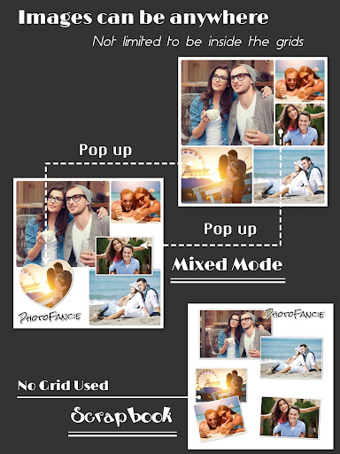 Collage Maker (Layout Grid) - PhotoFancie screenshot 9