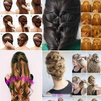 Girls HairStyles HD New 2018 on 9Apps