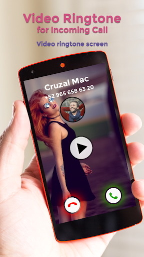 Video Ringtone for Incoming Call screenshot 2