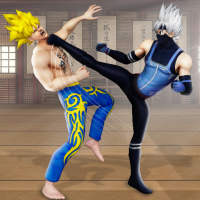 Karate King Fight: 오프라인 쿵푸 파이팅 게임 on 9Apps