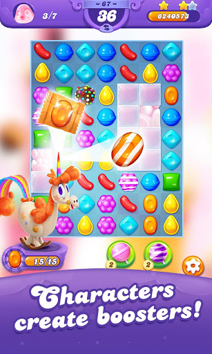 Candy Crush Friends Saga screenshot 3