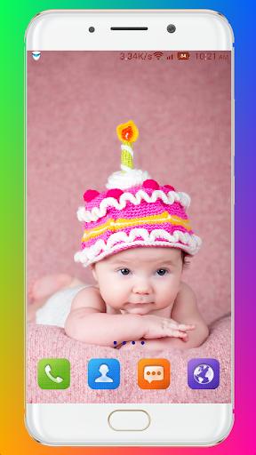 Cute Baby Wallpaper screenshot 10