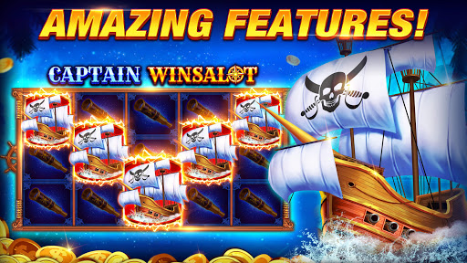 Slots Casino - Jackpot Mania 7 تصوير الشاشة