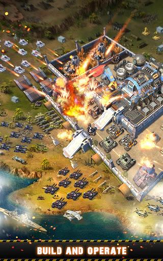 Glory of War - Mobile Rivals screenshot 2