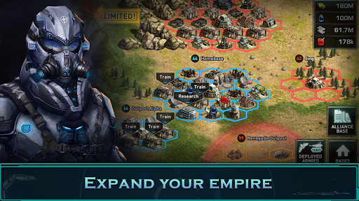 War of Nations: PvP Strategy screenshot 2