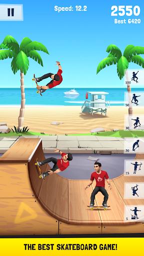 Flip Skater 1 تصوير الشاشة