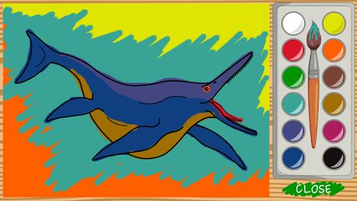 Dino paint screenshot 6