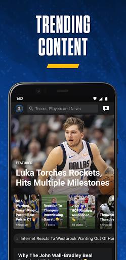 theScore: Live Sports Scores, News, Stats & Videos screenshot 7