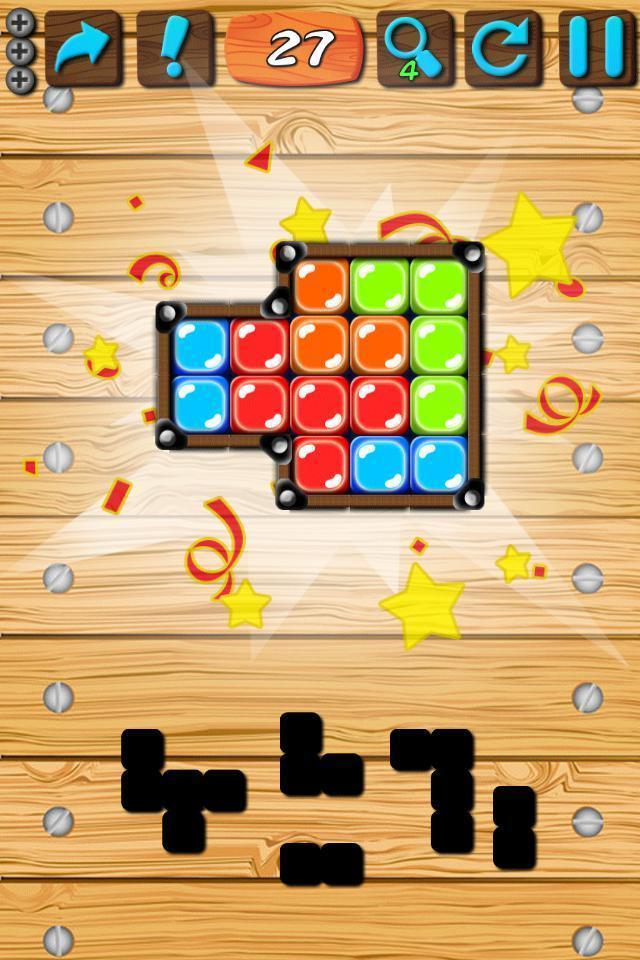 Pudding Bubble Jigsaw screenshot 1