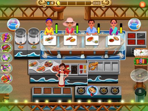 Masala Express: Indian Restaurant Cooking Games screenshot 15