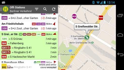 Offi - Journey Planner screenshot 8