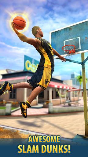 Basketball Stars 4 تصوير الشاشة