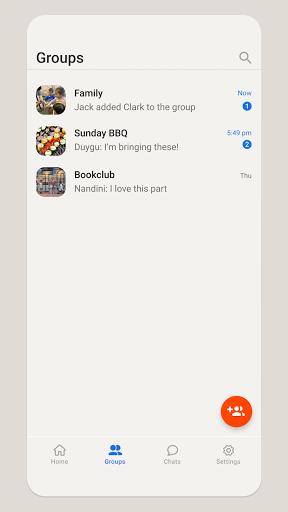HalloApp screenshot 2