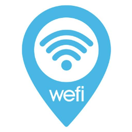 Find Wifi Beta – Free wifi finder & map by Wefi icon