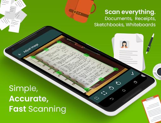 Clear Scanner: Free PDF Scans screenshot 7