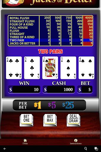Astraware Casino 22 تصوير الشاشة