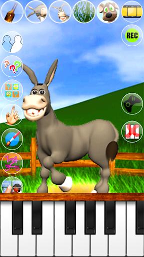 Говоря Дональд Donkey скриншот 4