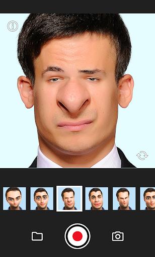 Face Warp 1 تصوير الشاشة