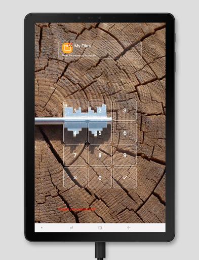 AppLock - Fingerprint 24 تصوير الشاشة