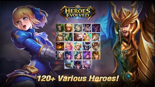 Heroes Evolved screenshot 3