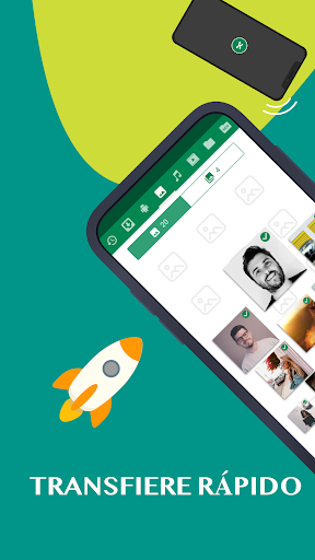 Xender - Compartir música, video, guardar estado screenshot 1