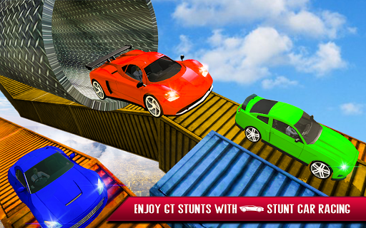 Mega Ramp Car Simulator Game- New Car Racing Games screenshot 19