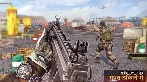 एफपीएस मुठभेड़ शूटिंग 2020 नया शूटिंग खेल स्क्रीनशॉट 3