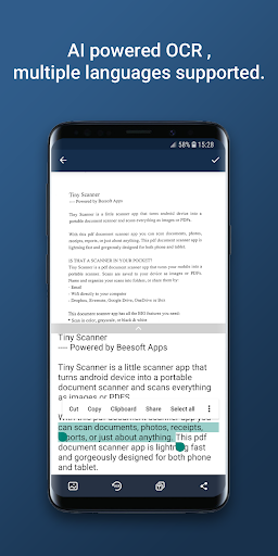 Tiny Scanner - PDF Scanner App screenshot 4