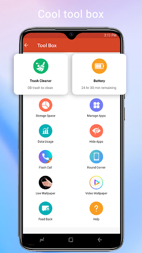 Cool Mi Launcher - CC Launcher 2021 for you 6 تصوير الشاشة