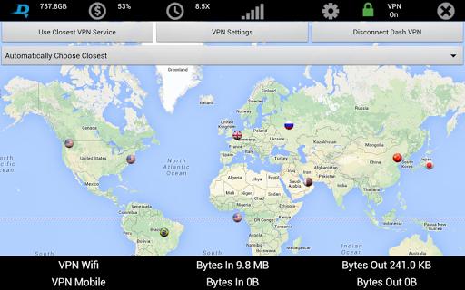- VPN (Dash VPN) screenshot 9
