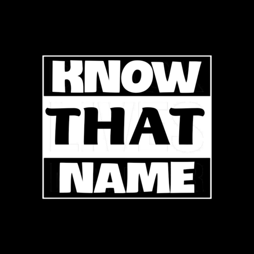 Know That Name أيقونة