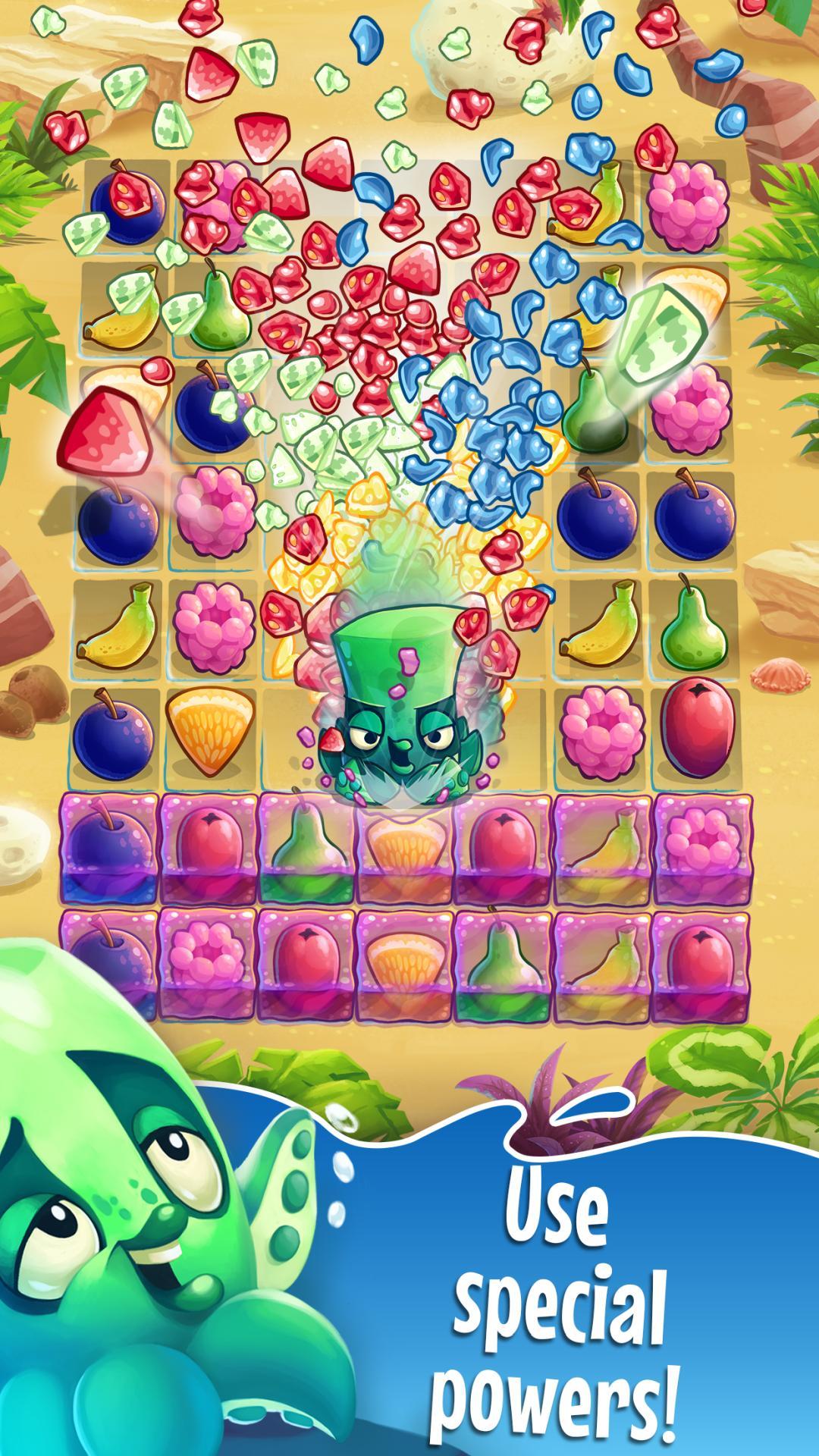 Fruit Nibblers 3 تصوير الشاشة