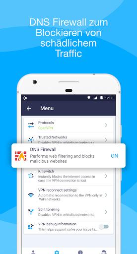 VPN Unlimited - WiFi Proxy screenshot 4