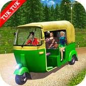 Drive Tuk Tuk Modern Rickshaw on 9Apps