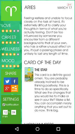 Daily Horoscope 6 تصوير الشاشة