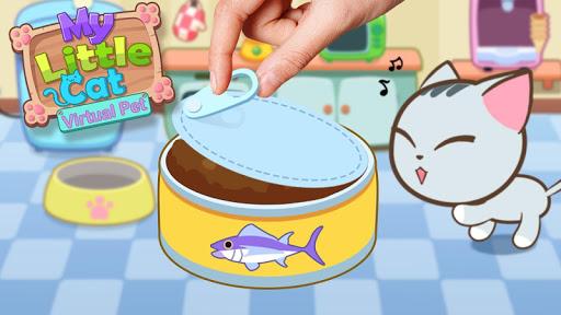 🐈🛁My Little Cat - Virtual Pet screenshot 3