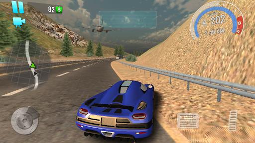 Racer UNDERGROUND 10 تصوير الشاشة